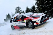 FIA World Rally Championship Sweden - Shakedown