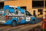 RENNtech Mercedes-Benz Metris Worker MasterSolutions Toolbox Concept