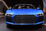2017 Audi R8 V10 Spyder First Look: 2017 Chicago Auto Show