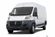 ram promaster window van 2017