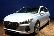 2018 Hyundai Elantra GT - 2017 Chicago Auto Show