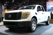 2017 Nissan Titan XD King Cab | 2017 Chicago Auto Show | Beauty-Roll