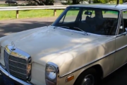 1970 Mercedes 250 Sedan