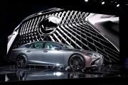 2017 Lexus LS 500h