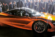 The Future Is Here: Next-Generation McLaren Super Series Foldable Gauge Cluster Teased Ahead Of 2017 Geneva