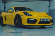 Ultimate Porsche track battle: Cayman GT4 vs 911 GT3 RS