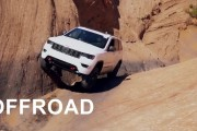 2017 Jeep Grand Cherokee Trailhawk - Offroad Test