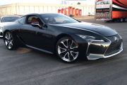 The 2017 Lexus LC500 V8