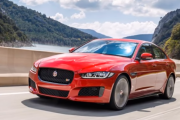 2018 Jaguar XE Review Rendered Price Specs Release Date
