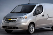Chevrolet City Express 2017 Car Review