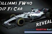 F1 2017 Williams FW40