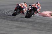 MotoGP Tests In Sepang