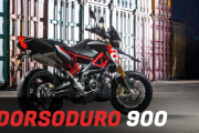 2017Aprilia Dorsoduro 900: Sports Bike, Features Best Characteristics Of Supermotards