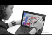 Samsung Galaxy Tab Pro S with Windows 10 TV Commercial 2016