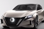 Introducing Nissan Vmotion 2.0 Concept, for a lifestyle on the go