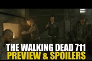 The Walking Dead Season 7 Episode 11 Preview Discussion & Spoilers TWD 711
