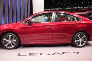 The 2018 Subaru Legacy