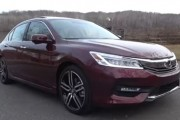 2017 Honda Accord V6 Touring – Redline: Review