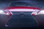 2018 Lexus LC500 Is An Aggressive Luxury Coupe That Is Nothing But Boring