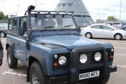 Land Rover Defender Coming in 2018; A New 'Purist Project' By Ineos Could Also Be Coming Along