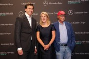 Toto Wolff And Niki Lauda Renewed Their Contract With Mercedes