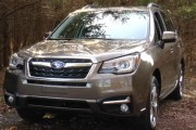 2017 Subaru Forester: Top Choice in the Class by Consumer Reports