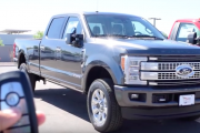 2017 Ford F-350 Platinum Walkaround