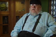 George R.R. Martin Interview (Game of Thrones)