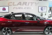 2017 Honda Clarity Video Preview
