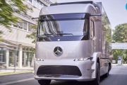 2017 Will See Arrival Of Mercedes' Urban eTruck