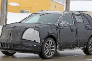 2018 Cadillac XT3 Spy Shots
