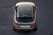 The Range Rover Velar