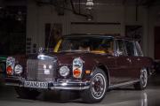 Gem Sedan: Mercedes-Benz 600-Class, Luxury Limo Designed For Noble People