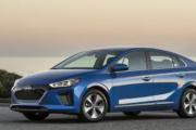 [FIRST DRIVE] 2017 Hyundai Ioniq Electric
