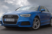 Audi A3 TDI Diesel: European Compact Sedan With Improved Engine System