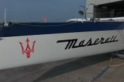 Maserati Multi70 Finished Second Thanks to Captain Giovanni Soldini and his Crew