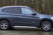 2017 BMW X1 SUV Review: Strong Performance, Top Quality, and Class-Leading Cargo Capacity