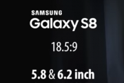 The Samsung Galaxy S8 Speculated Display Size