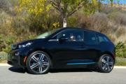 The 2017 BMW i3 REx Plug-in Hybrid