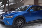 2017 Mazda CX-3 Review: Petite, Sporty, and Fun to Drive