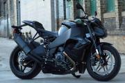 Erik Buell Racing: Black Lightning Motorcycle, Powerful Lower Seat Bike