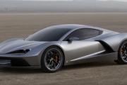 650-horsepower V8 Engine Supercar 'Fast Eddy'