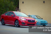 2017 Subaru Impreza Sport Review
