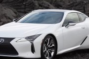 2018 Lexus LC500: A Luxury Coupe with a Bold Design and a Powerful V8 Engine