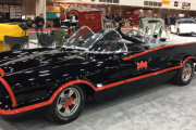 Hot rods and customs at 2017 Detroit Autorama