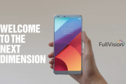 The New LG G6 Smartphone