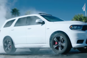 The 2018 Dodge Durango SRT