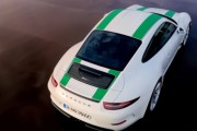 Porsche 911R - Top Gear: Series 23 - BBC