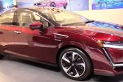 2017 Honda Clarity Fuel Cell - Exterior and Interior Walkaround - 2016 Geneva Motor Show