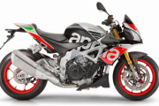 2017 Aprilia Tuono V4 1100 RR: Naked Sportbike, Fastest Motorcycle